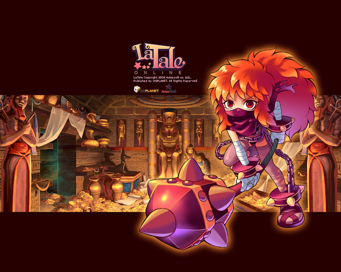 Ngắm các nhân vật cute trong Latale - Ảnh 9