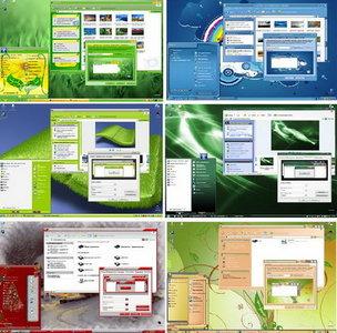 undefined windows Xp এর জন্য ২৫টি নতুন থিম