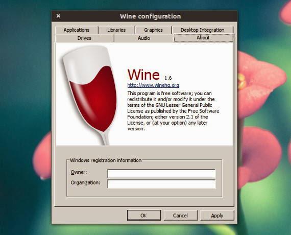 Wine 1.6 es lanzada con más de 10.000 cambios
