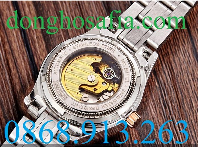 Đồng hồ đôi cơ Binger 11222 BG204