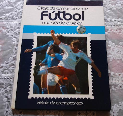 El Libro de los Mundiales de Futbol