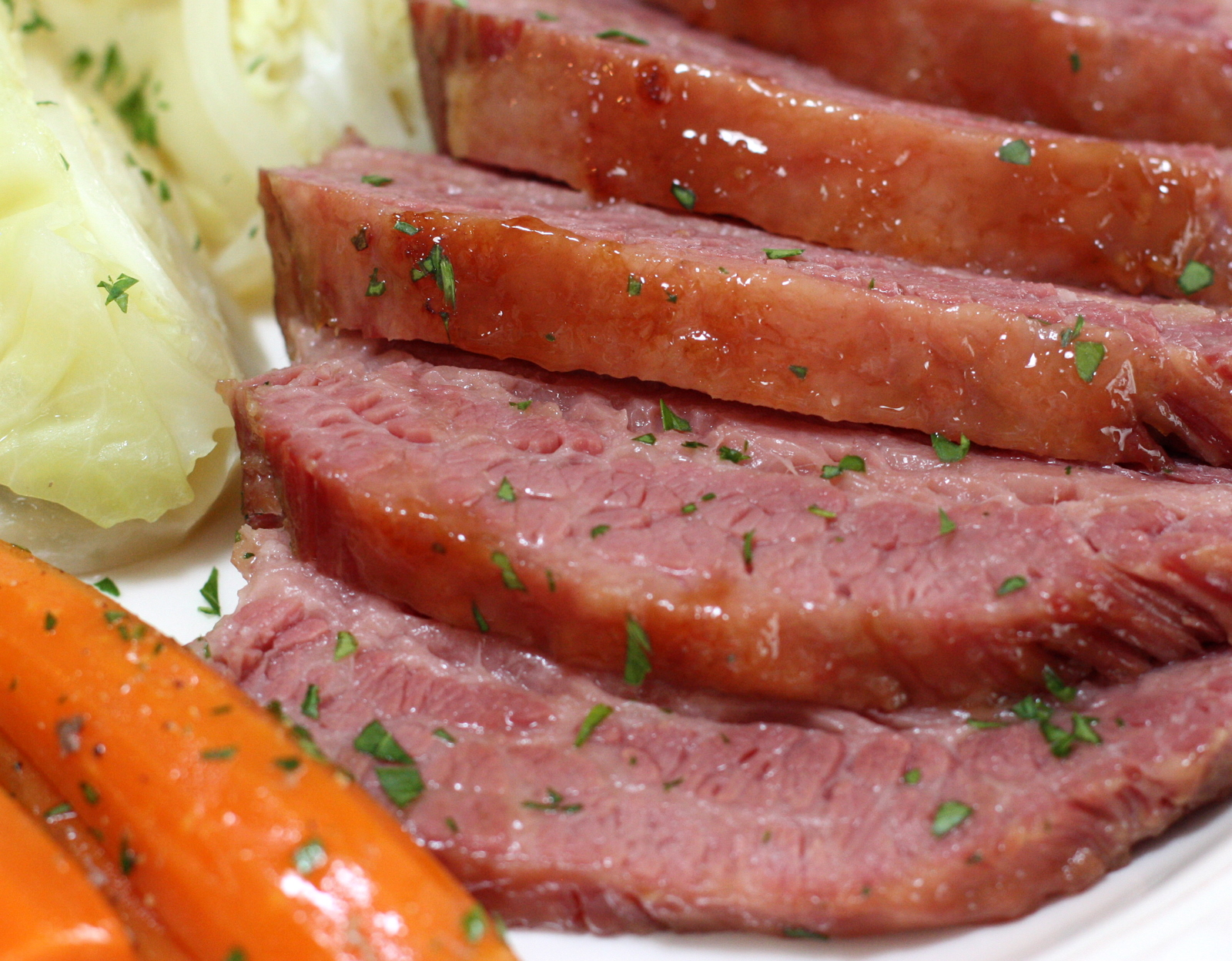 Corned Beef And Cabbage With Horseradish Cream Sauce Recipes ...