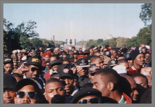 "BLACK MEN RISE!-REMEMBER THE ""MILLION MAN MARCH"" 1995! | BLACK IS ..."