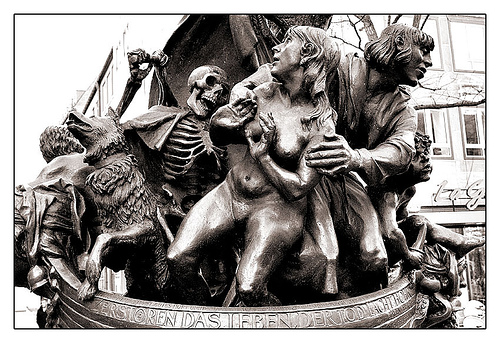 Narrenschiff.-La Nave de Los Locos.- Libro de sátira de Sebastián Brant (1494)