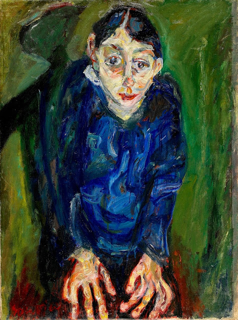 Chaim Soutine - The Mad Woman