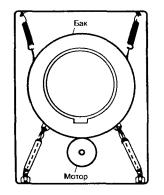 подвеска бака стиральной машины