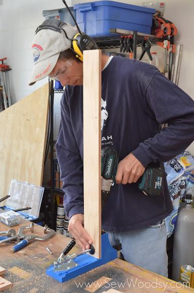Tutorial Craft Room Cabinet Sew Woodsy