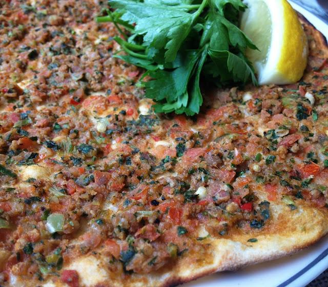 Lunch in Asia {Çiya + Istanbul}