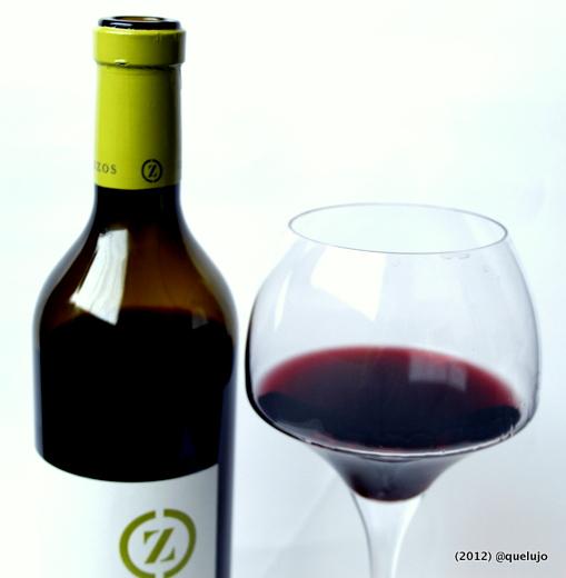 Vino Tinto Sayago 830 añada 2007, Bodega Dehesa de Cadozos (Vino de la Tierra de Castilla y León)
