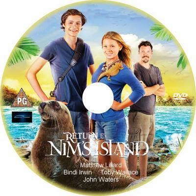 Watch free full Movie Online Return To Nims Island 2013