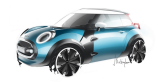 GENEVA 2011 - Mini Rocketman Concept - video gallery