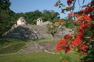 Odkrivanje majevskih templjev