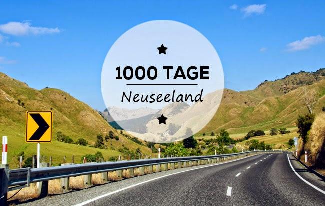 tausend Tage Neuseeland