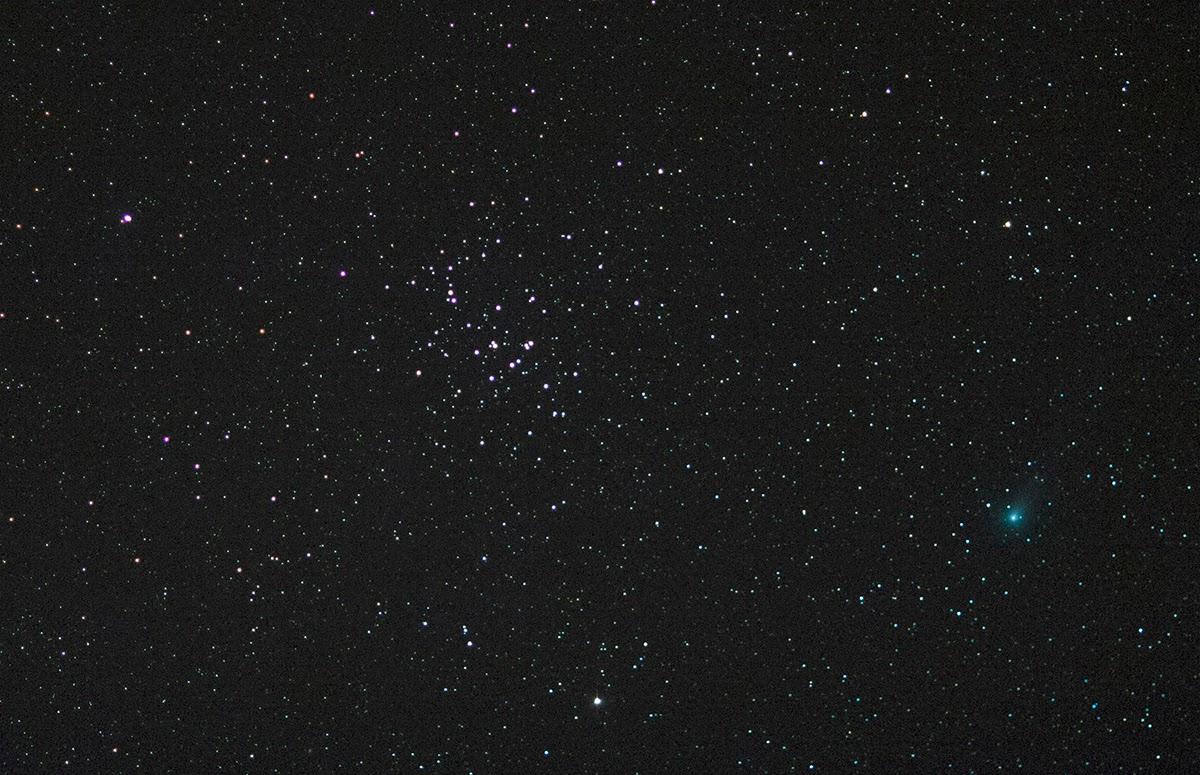 Comète Ison, Mars... Lovejoy+2
