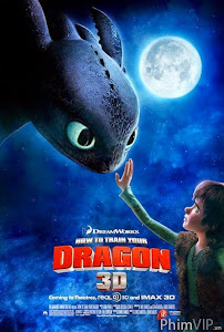 Bí Kíp Luyện Rồng - How To Train Your Dragon poster