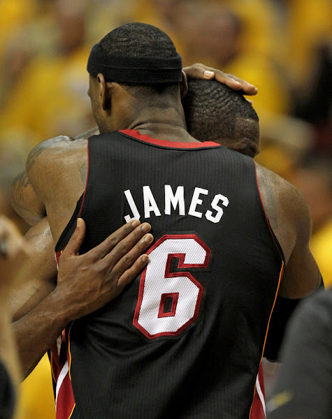 Miami in 6 Behind LeBron amp Wade Heat Advance into East Finals