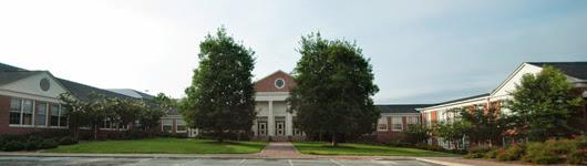 Betty Foy Sanders Department of Art Visual Arts Building