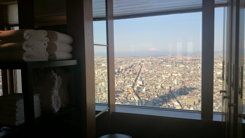 DSC 1612 - REVIEW - Park Hyatt Tokyo : Park Suite (NYE Stay)