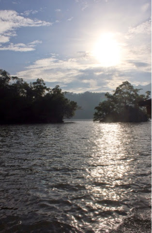 Hồ ba bể, hồ ba bể, bắc kạn, du lịch bắc kạn