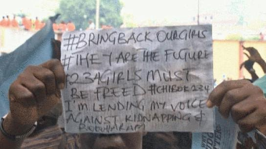Abduction of Nigerian girls is part of Muslim terrorists' war against women