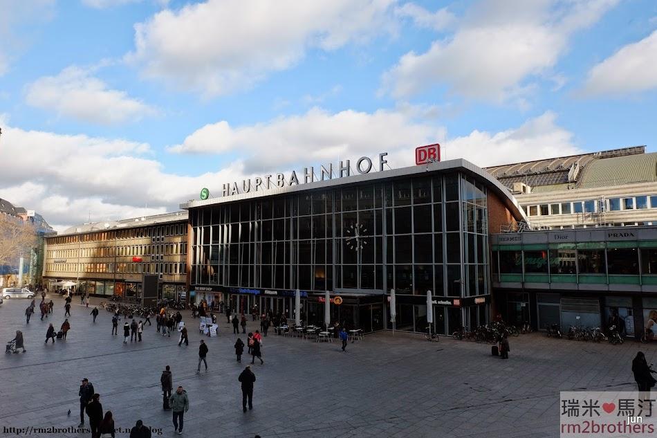 科隆中央車站