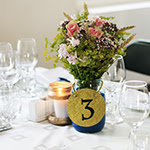 Golden Table Numbers