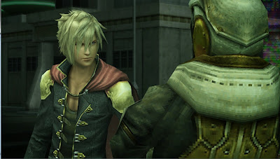 free  Final Fantasy Type-0 for psp