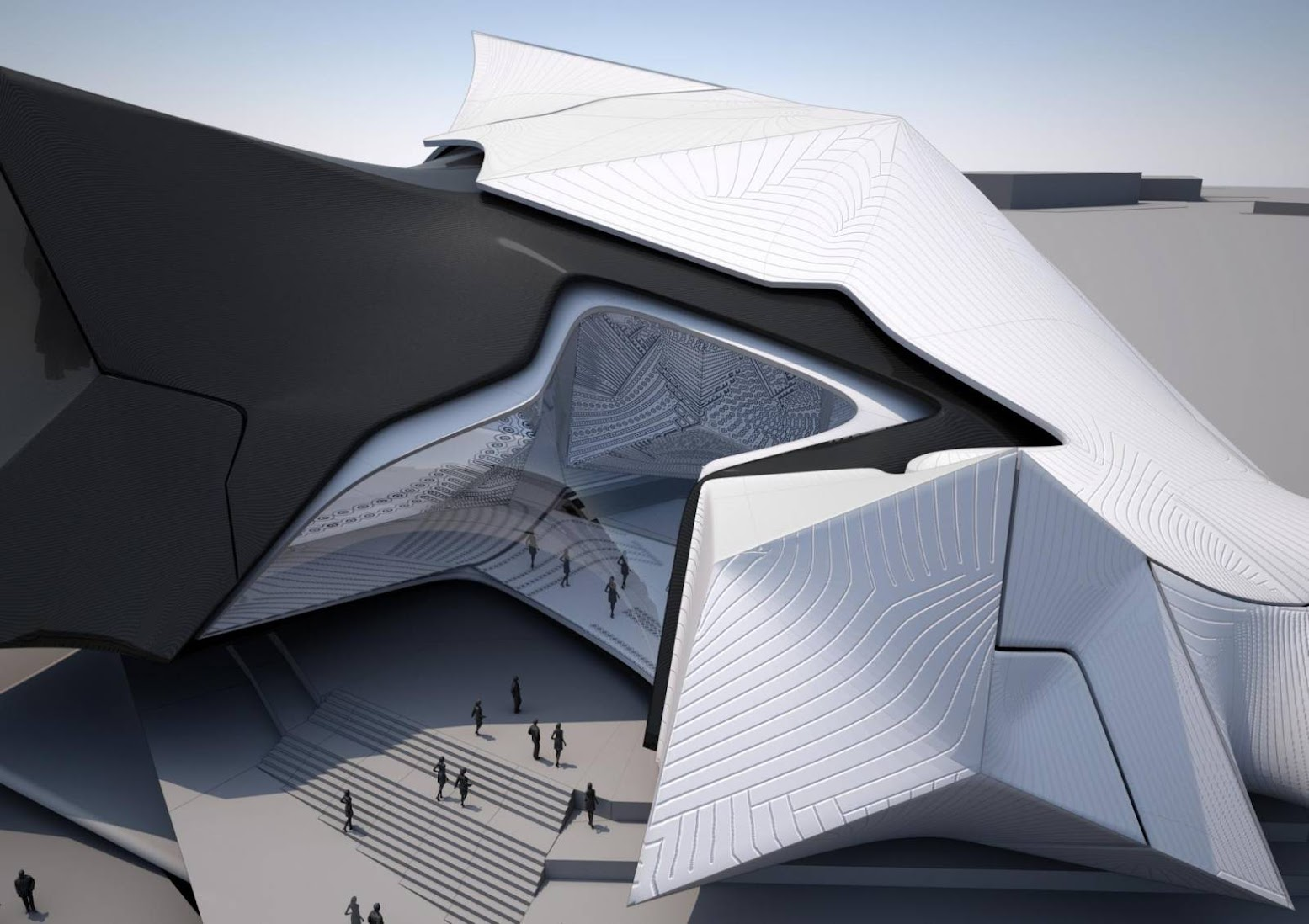 Sofia, Bulgaria: [COLLIDER ACTIVITY CENTER BY TOM WISCOMBE DESIGN]