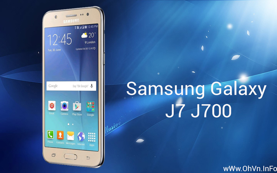 Hướng dẫn Hard Reset Samsung Galaxy J7 J700