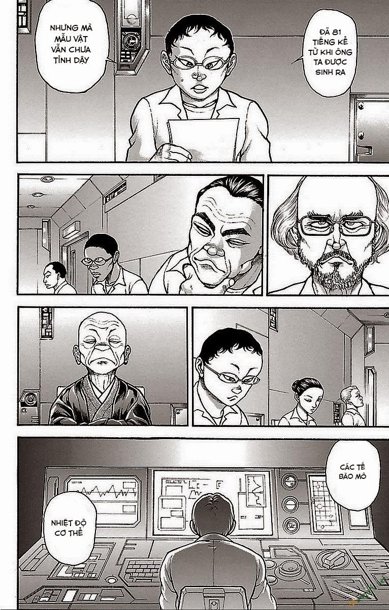Baki Dou chap 11 page 16 - IZTruyenTranh.com