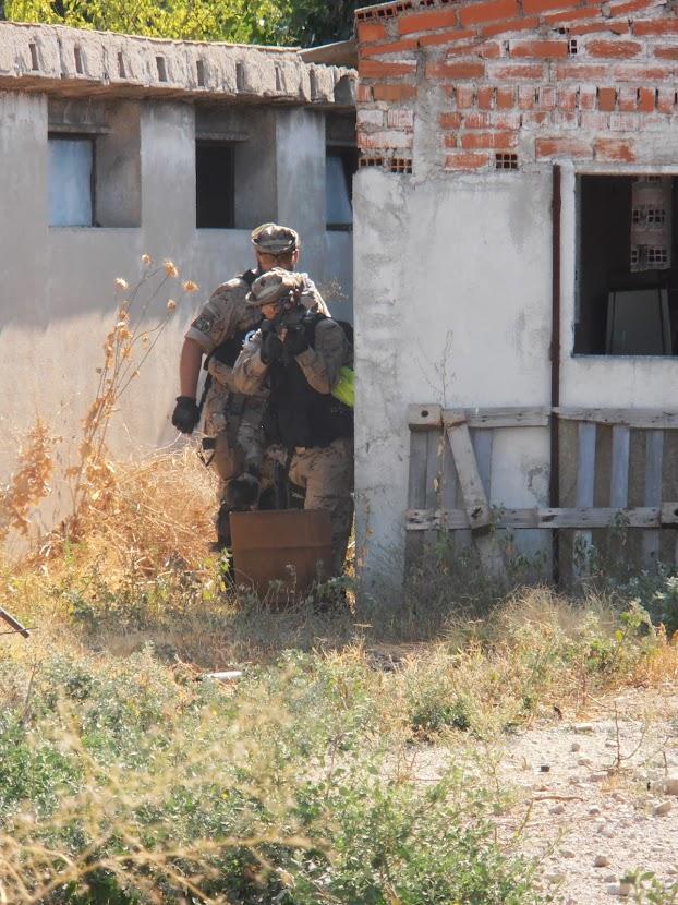 """Fotos de """"Operación Granja"""". 25-08-13. P8250031"""