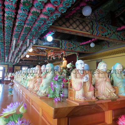 Hall of Luohan