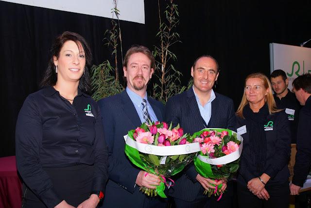 Fredje Deburghgraeve en Yves Vanderhaeghe
