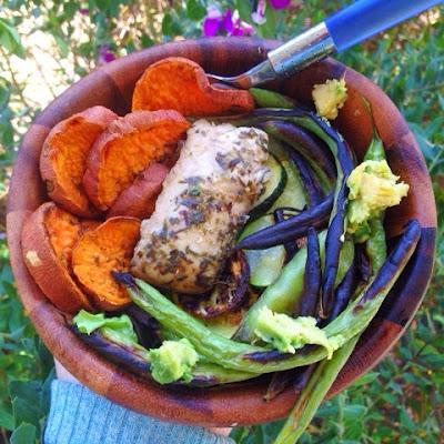 Taste the Rainbow Buddha Bowls (Gluten Free, Vegan)