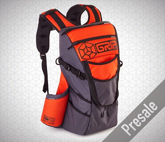 So As All My Readers And Friends Know I Play Disc Golf Had Tried To Get A Grip Tour Series Bag Try Run Commuter