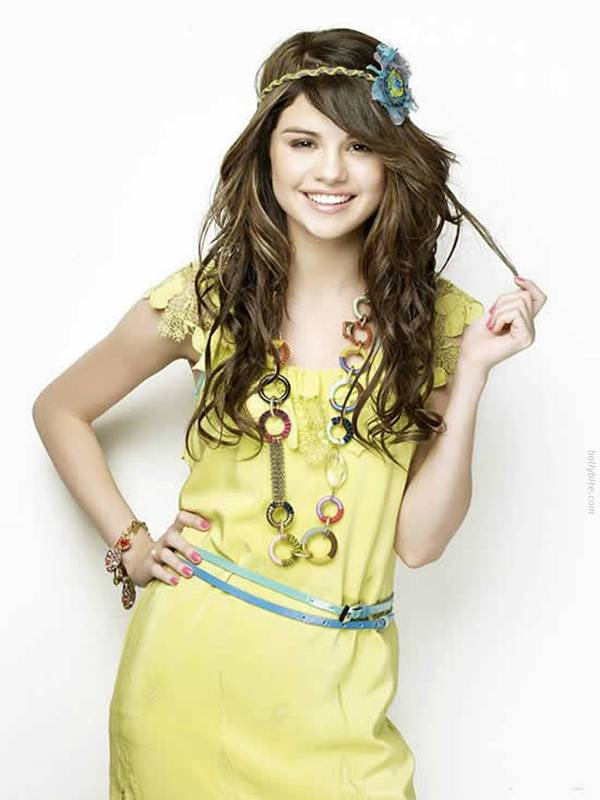 Pretty Cute  Selena Gomez  Cliff Watts Photoshoot glamour images
