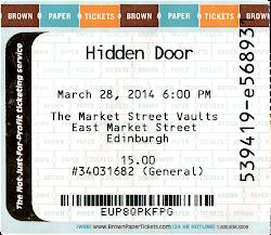 Hidden Door ticket