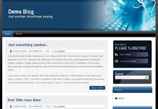 Free Wordpress Theme - Technology Niche
