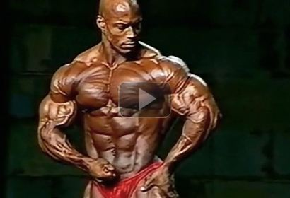 Shawn Ray Mr.Olympia 1999
