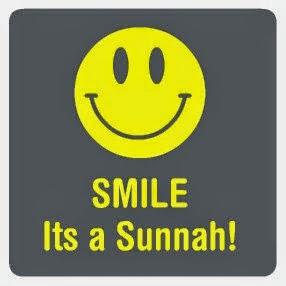 Senyumlah....