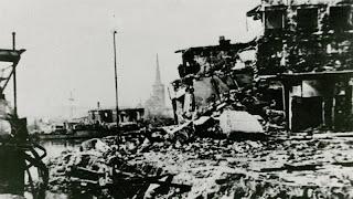 9 Mars 1944, ruines a Tallinn