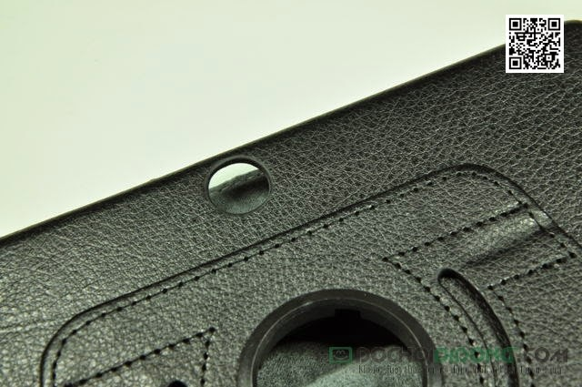 Bao da Blackberry Playbook xoay 360 độ
