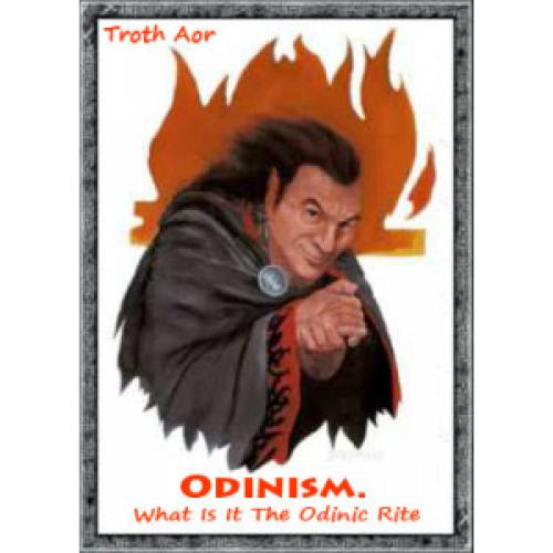 Odinism What Is It The Odinic Rite