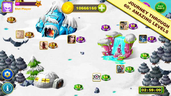 Lộ diện game mới của JOY Entertainment 3