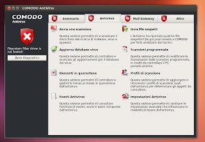 Comodo Antivirus su Ubuntu 13.04 Raring