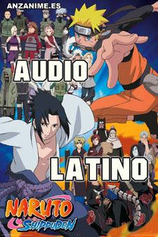 Ver online descargar Naruto Shippuden Audio Latino