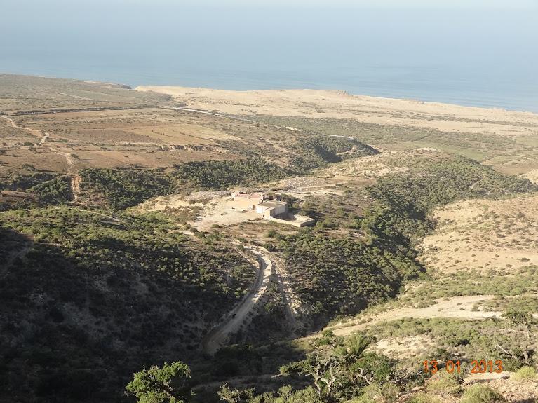 Marrocos e Mauritãnia a Queimar Pneu e Gasolina - Página 3 DSC05605