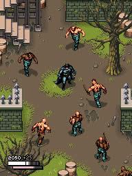 batman Como seriam os games atuais em versões Java para celular