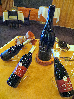 Wines for A Grand Feast of Oregon, by Hawks View Cellars and Irving St Kitchen