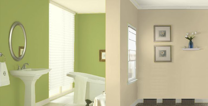 lowes paint green beige paints